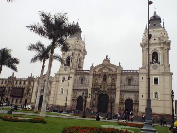 Limas Kathedrale