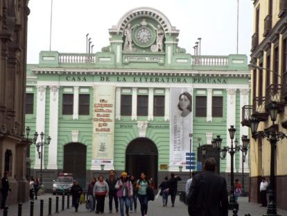 Haus der peruanischen Literatur