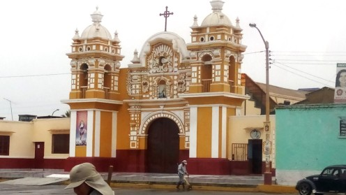 Kirche von El Carmen
