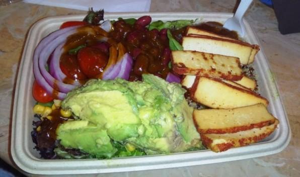 Veganes Abendessen ^^