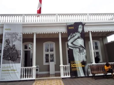 Museum des peruanischen Fotografen Mario Testino