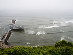 Surferspot in Miraflores