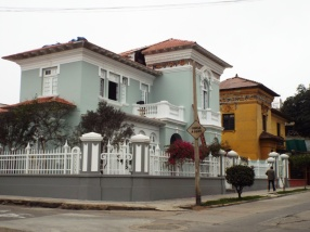 Villen in Barranco