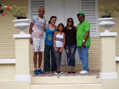 Teilnehmer der Murales-Tour