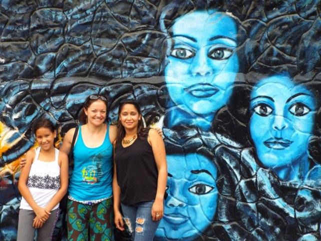 Die drei, äh sechs Mirabal-Schwestern ;)
