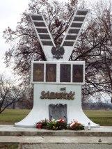 Denkmal der polnischen Arbeiterbewegung