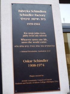 Ehemalige Schindlers Emaillefabrik