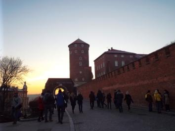Auf zum Wawel!