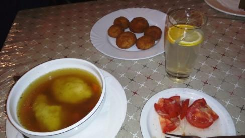 Leckeres ungarisches Essen