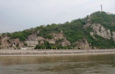 Der Gellért-Berg
