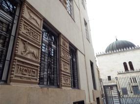 An der Großen Synagoge