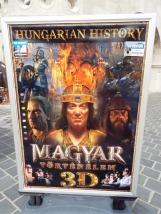 Volle Dröhnung ungarische Geschichte