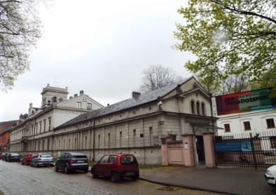Museum der Kinematographie im Karol-Scheibler-Palast