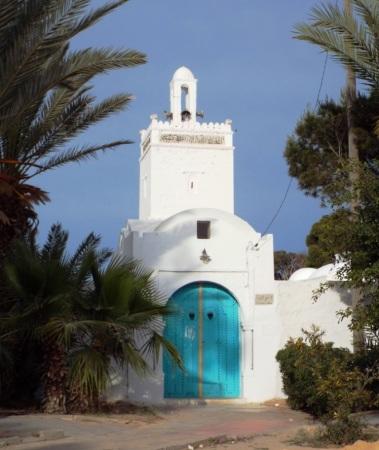 Moschee der Fremden
