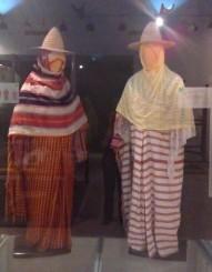 Djerbische Tracht im Volkskundemuseum