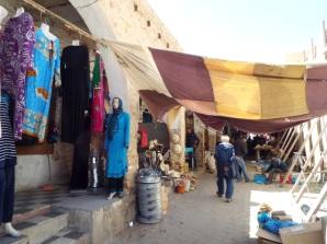 Suq (Markt) in Tataouine