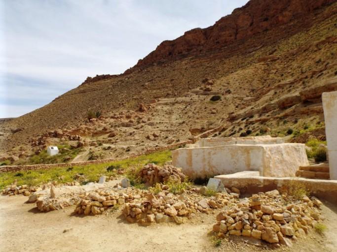 Gräber der sieben schlafenden Giganten