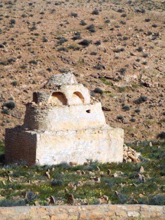 Grabstätte eines Marabouts