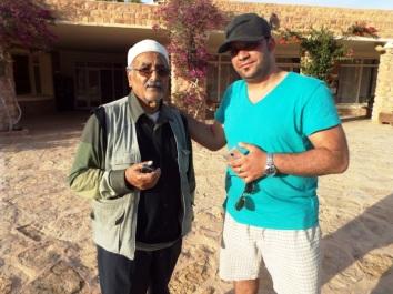 Professor Yamoun & Salim
