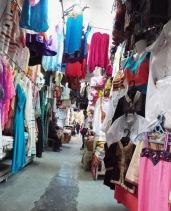 Auf dem Suq (überdachter Markt)