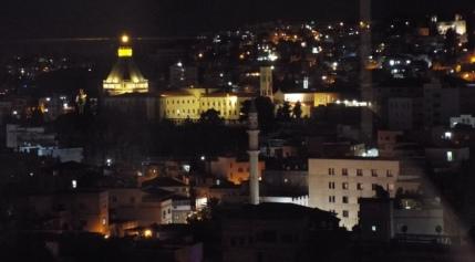 Nazareth by Night