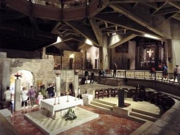 Im Innern der Verkündigungskirche