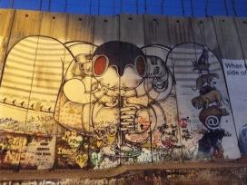 Streetart Bethlehem (2)