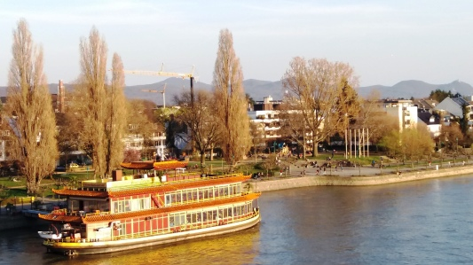 Auf der Sonnenseite Bonns - in Beuel